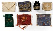 Seven Bags for Tallit and Tefillin