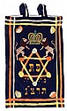 Torah Scroll Mantle, 1933