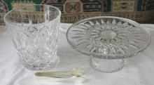 2 Waterford Lismore Crystal Articles