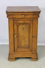 Antique Empire Style Small Cabinet