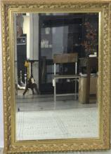 Contemporary Neo Classical Style Gilt Wood Mirror
