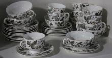 Wedgwood Strawberry Hill Partial Dinner Service