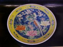 Exceptional Handpainted fine quality Japanese porcelian plate