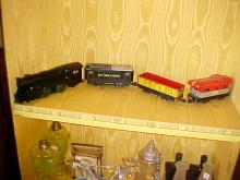 Marx Tin litho  train set