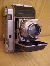 Early Kodak retina2 camera