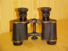 C. R. Goerz New York/ Berlin brass binoculars