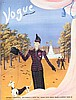 British Vogue 1938, comprising: Jan 5, 19; Feb 2,