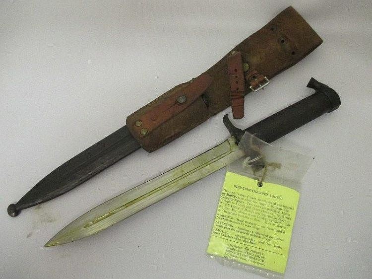 Swedish bayonet model 1896 with E.A.B stamped on