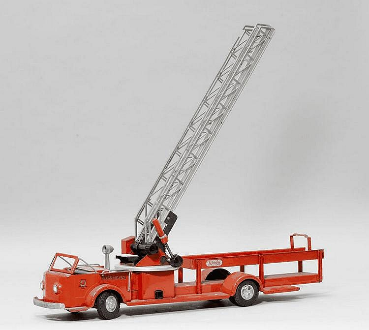 FIRE ENGINE, U.S.A. Maker: 'Doepke Model Toys
