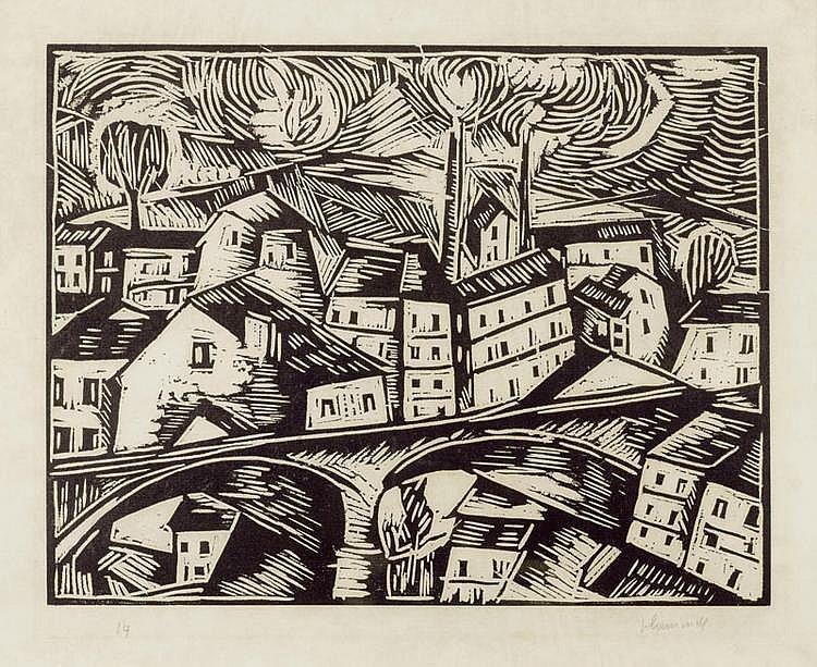 VLAMINCK, MAURICE DE (Paris 1876 - 1958