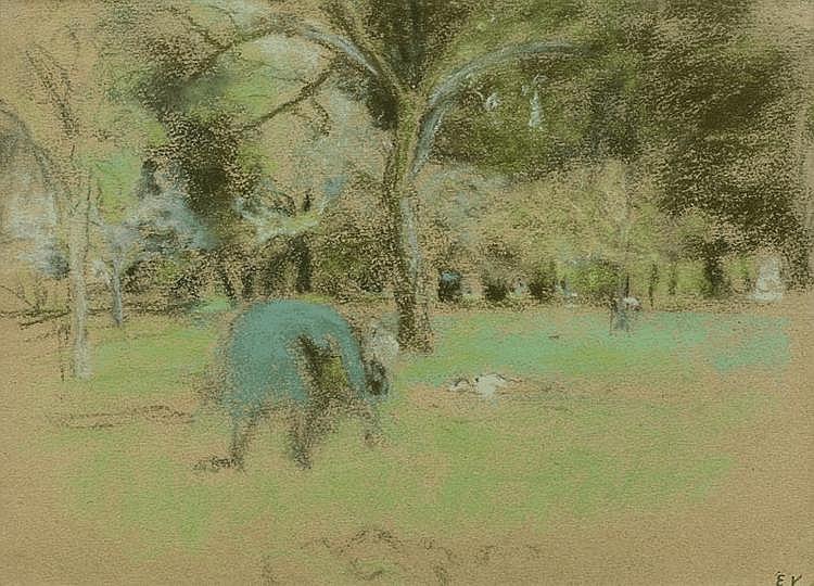 VUILLARD, EDOUARD (Cuiseaux 1868 - 1940 La Baule)