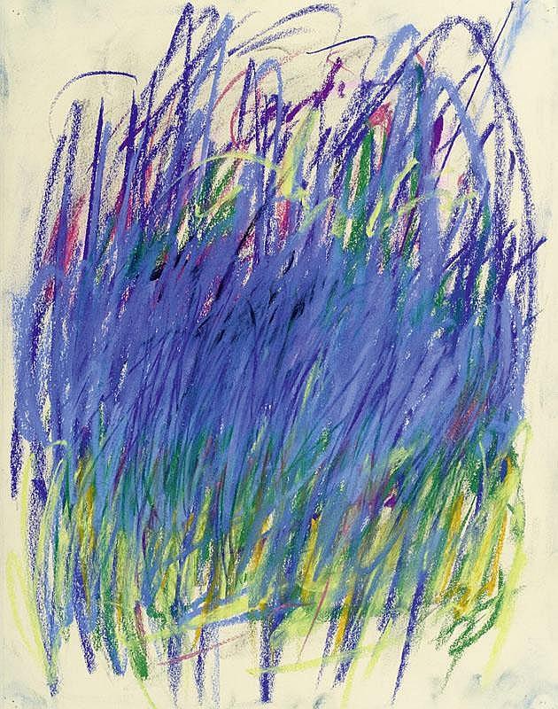 MITCHELL, JOAN (Chicago 1925 - 1992 Paris)