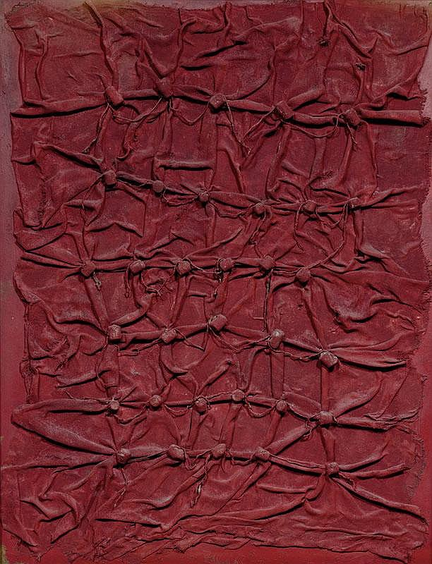 ZANGS, HERBERT (1924 Krefeld 2003) Untitled (red).