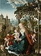 THE DANUBE SCHOOL, CIRCA 1530Madonna and child