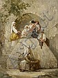 WINTERHALTER, FRANZ XAVER (Menzenschwand 1805-1873