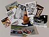 AUTOMOBILIA - Rennsport - Sammlung von Autogrammen