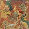 ROBERT FONTENÉ1892 - 1980Abstracte Composition. Y