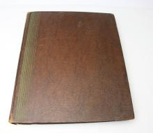 PHOTO ALBUM AND SCRAP BOOK SHARMAN DOUGLAS 1950