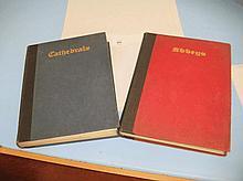 Two Great Western Railway publications, ' Abbeys 1
