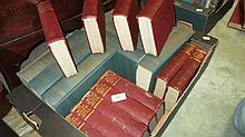 Eight volumes E. Benezit ' Dictionary of Painters,