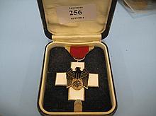 German enamel Eagle Order of Merit medal
