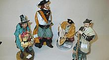 Royal Doulton figure ' The Laird ' HN2361, another