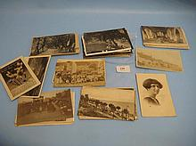 Small quantity of miscellaneous postcards