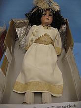 German doll, Viola, No. 8 with sleeping eyes and o