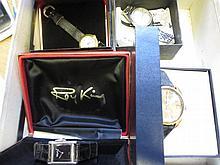 Gentlemans Tissot wristwratch, Tissonic Electronic