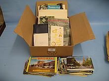 Collection of cruising related ephemera