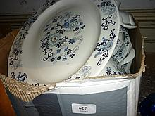 Royal Doulton Nankin pattern dinner service