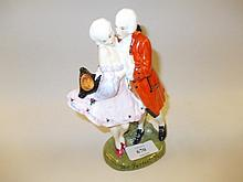 Royal Doulton figure ' The Perfect Pair ', no HN number