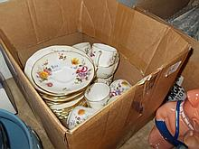 Quantity of Royal Crown Derby, Derby Posies pattern, tea and coffee ware