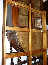 19th Century folding towel rail