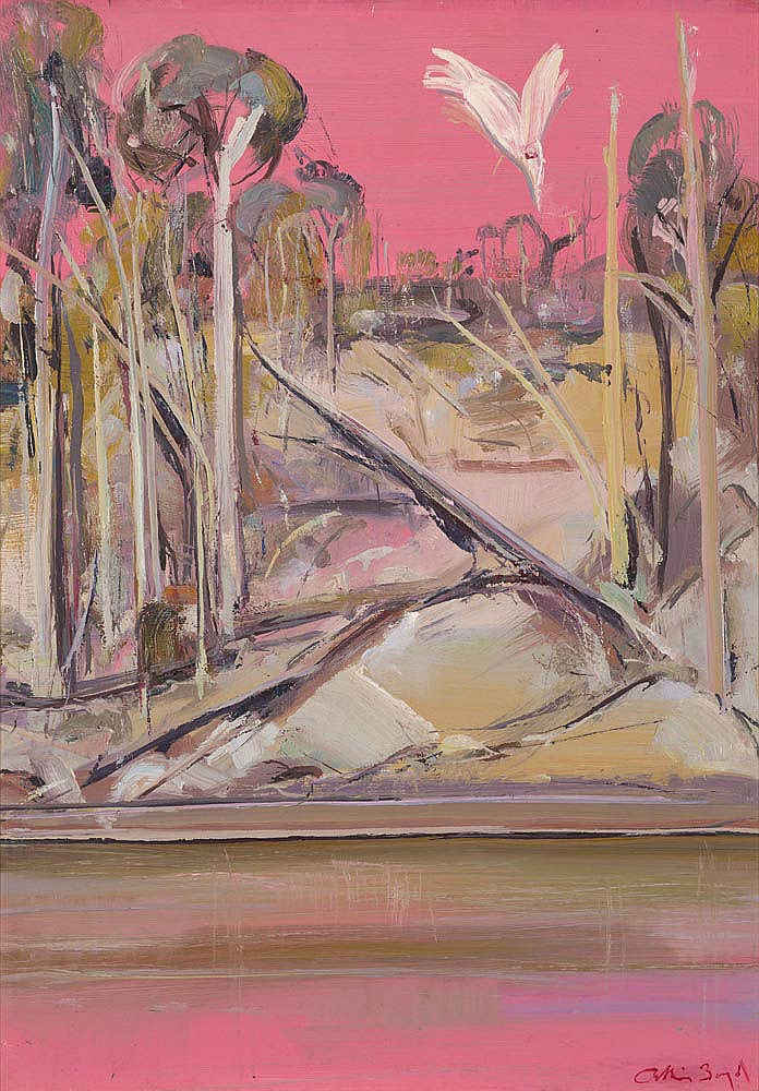 ARTHUR BOYD (1920-1999) Shoalhaven at Sunset