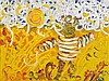 JOHN PERCEVAL (1923-2000) The Harvester oil on