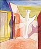 ROY DE MAISTRE, (1894-1968), Annunciation, c1934,