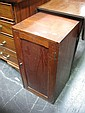 19th Century Cedar Cabinet with Single Door
