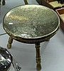 Vintage Brass Braiser Heater