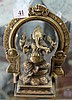 Brass Figure of Ganesh