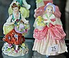 2 Small Figures Royal Doulton 'Cissie' and Continental