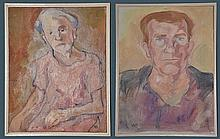 Nancy Borlase (1914 - 2006) (2 works) - Mildred