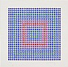 Victor Vasarely (1906 - 1997) - Untitled 28 x 28cm, Victor Vasarely, AUD350