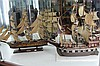 2 Model Timber Boats
