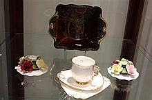 Crown Devon Rouge Bowl and Other China
