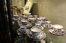 Royal Crown Derby 'Mikado' Tea and Coffee Set