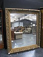 Large Antique Gilt Framed Mirror