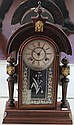 Ansonia Clock (key and pendulum in office)
