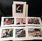 Original 1940's Magnavox Collection Art Prints Complete Set of 7!