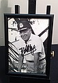 BOB HOPE Signed/Autographed B&W; Photograph, Matted & Framed